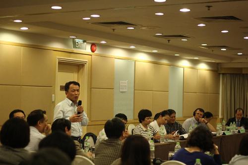 Mr. Tran Huu Huynh - Chairman of Vietnam International Arbitration Center