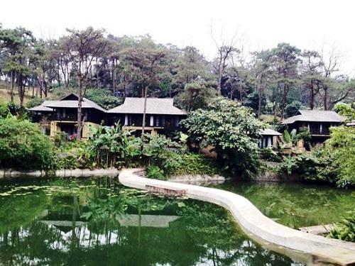 The Ba Vi National Park