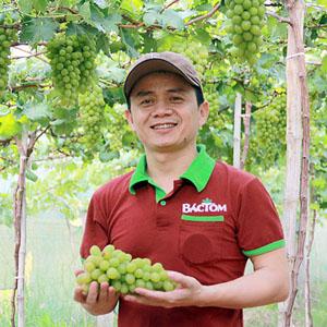 Mr Tran Manh Chien